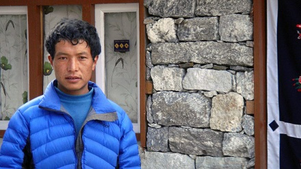 mingmar langtang village small
